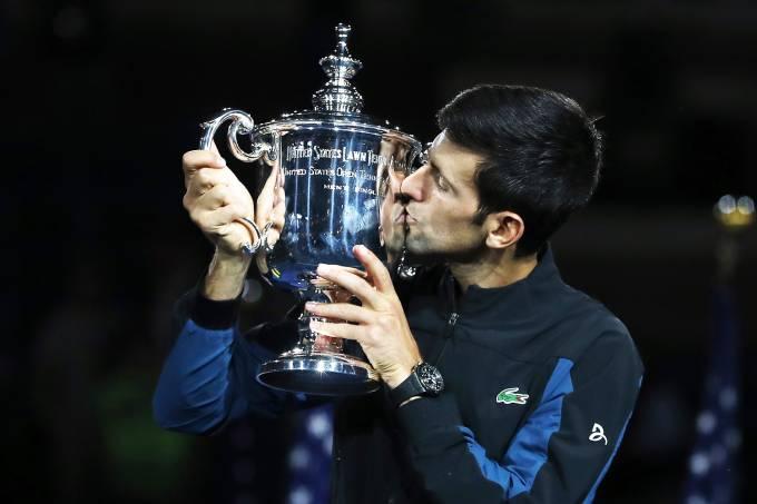 Novak Djokovic – US Open