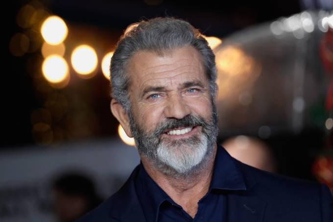O ator e diretor Mel Gibson