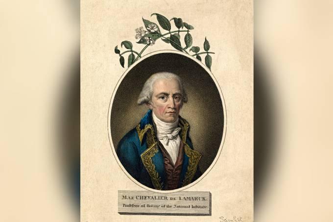 Jean Baptiste Lamarck