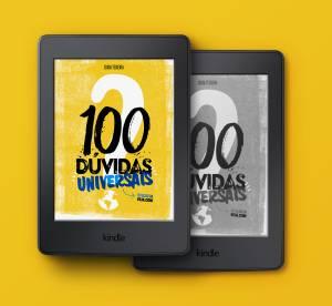 O livro do blog Dúvidas Universais já chegou ao Kindle!