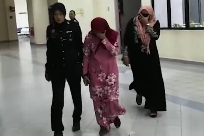 Duas lésbicas são chicoteadas por violar leis islâmicas na Malásia