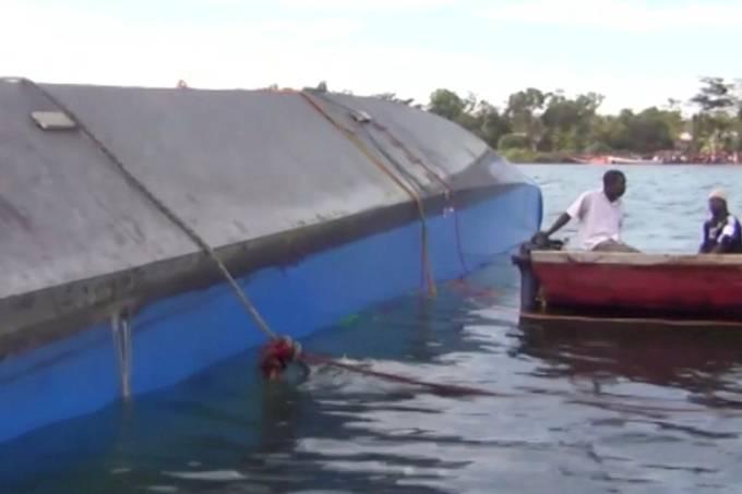 Mais de 100 mortos em naufrágio na Tanzânia, dizem autoridades