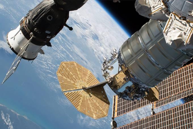Rússia: vazamento na Estação Espacial Internacional pode ser sabotagem