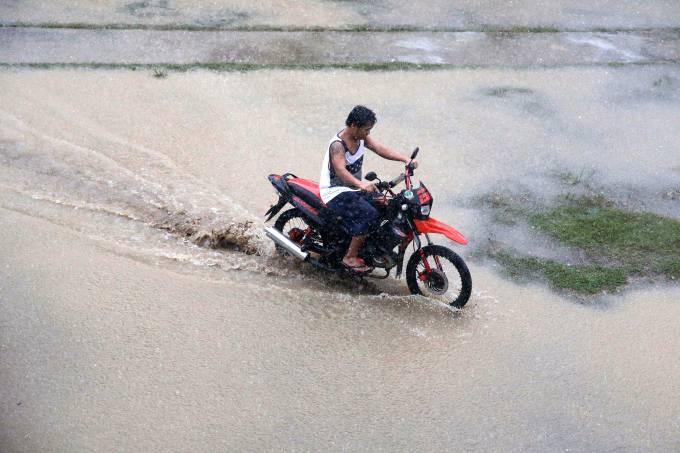 Tufão Mangkhut