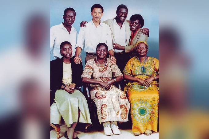 Família Obama