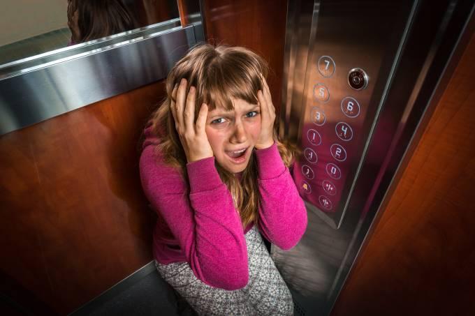 Claustrofobia – Elevador
