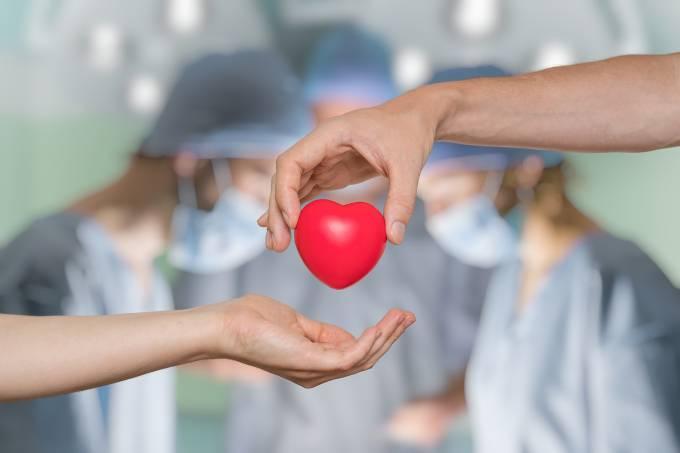 Transplante coração