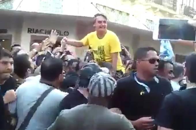 Bolsonaro é esfaqueado