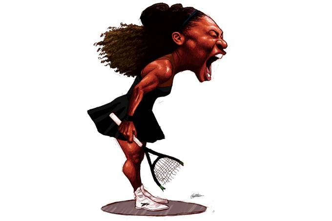 VEJA Essa – Serena Williams