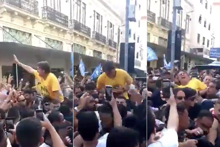 Bolsonaro é esfaqueado em Juiz de Fora - 06/09/2018