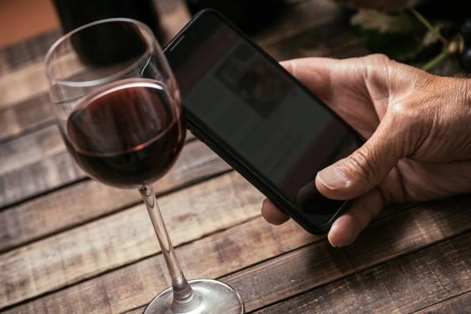 Aplicativo de vinhos