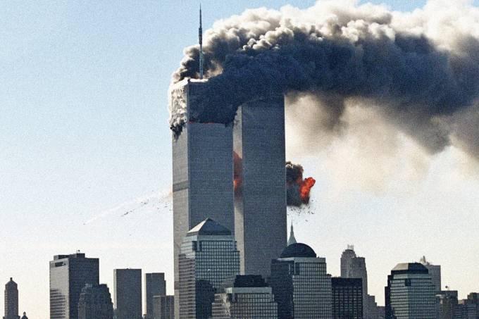 Ataques de 11 de setembro – World Trade Center