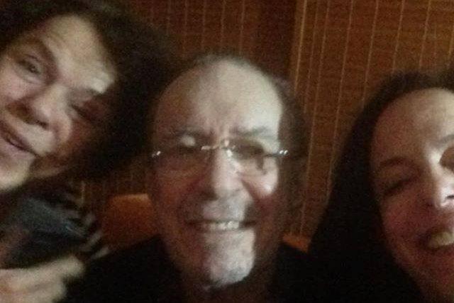 Miúcha, João Gilberto e Bebel Gilberto