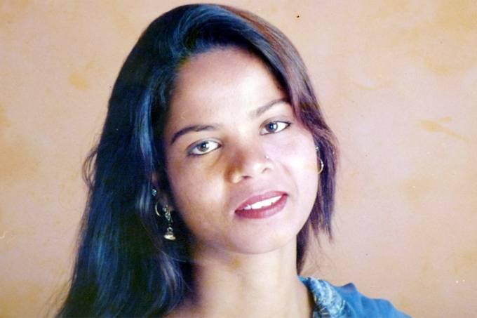 Paquistanesa cristã tem pena de morte revogada