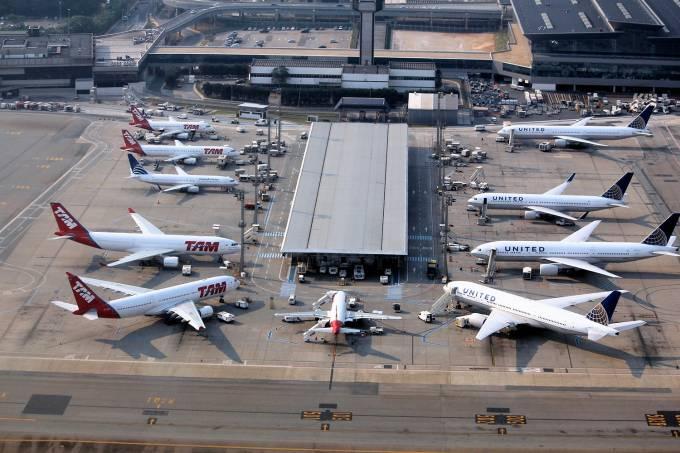 Aeroporto Internacional de Guarulhos – Cumbica
