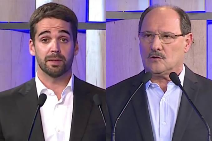 Debate Band RS – Eduardo Leite e José Ivo Sartori