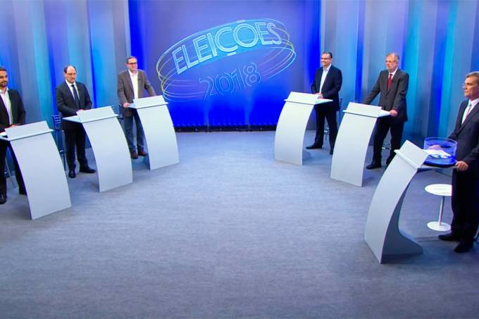 Debate Globo – Rio Grande do Sul