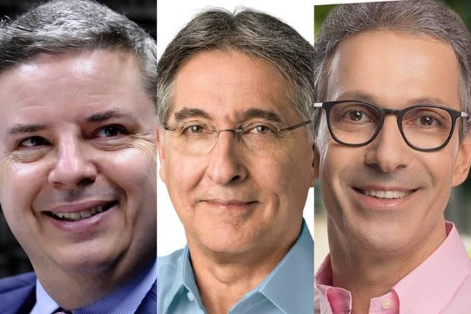 Candidatos ao governo de Minas Gerais