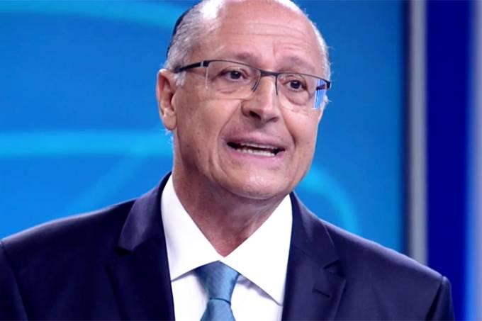 Debate TV Globo – Geraldo Alckmin