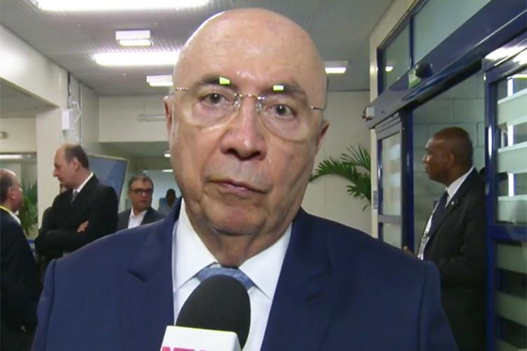 Henrique Meirelles (MDB), candidato à Presidência da República, chega aos estúdios da TV Globo para participar de debate presidencial - 04/10/2018