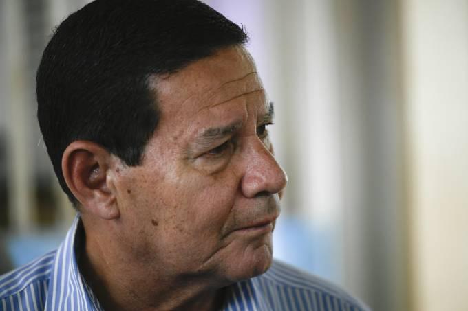 General Hamilton Mourão, vice de Bolsonaro