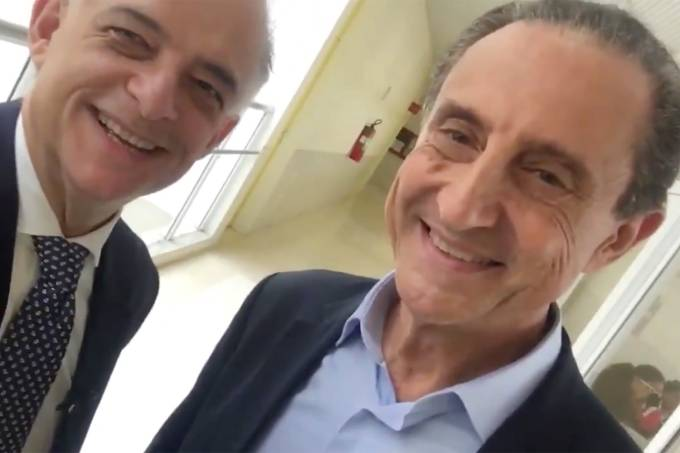 Paulo Skaf declara apoio à Márcio França