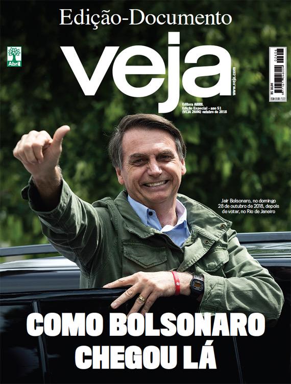 Jugar con programa Acumulativo  Como Bolsonaro chegou lá | VEJA