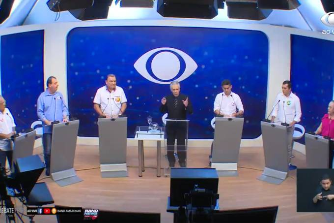 Debate Governo do Amazonas