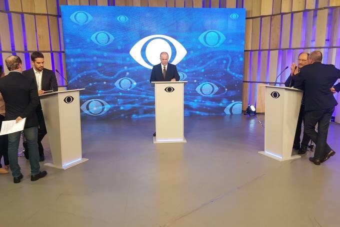 debate VEJA