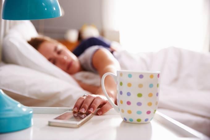 Despertador no celular