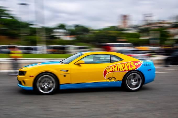Carro da Hot Wheels fará corridas para a Uber em São Paulo