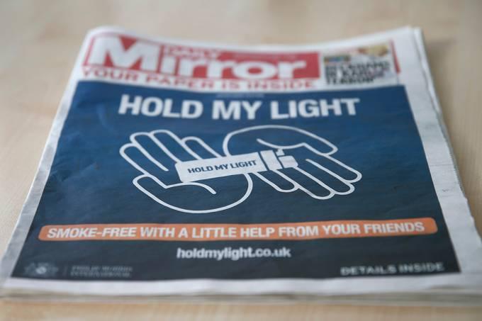Anúncio da Philip Morris