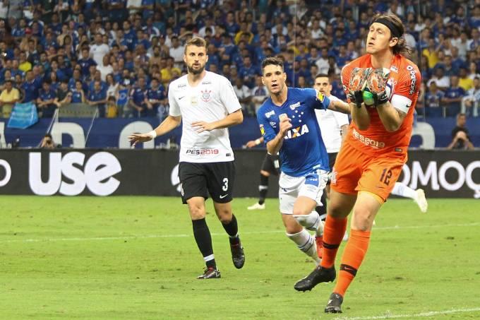 Cruzeiro vs Corinthians