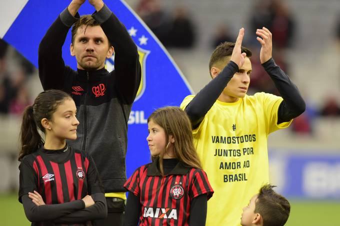Campeonato Brasileiro – Atlético-PR x América-MG – Camisa