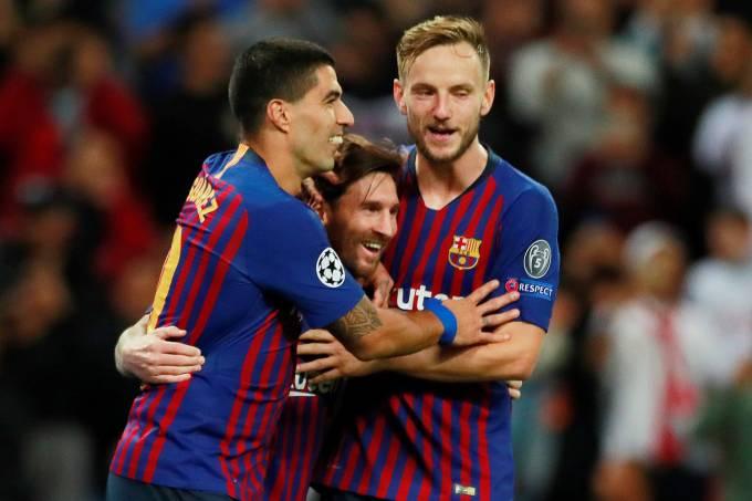 Liga dos Campeões – Barcelona x Tottenham