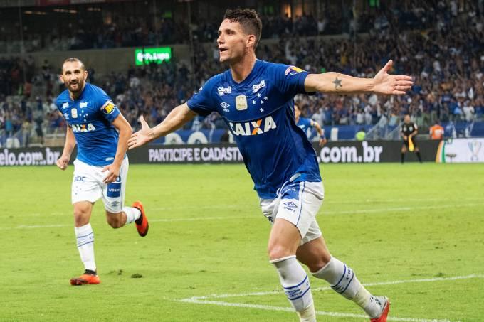 Copa do Brasil – Cruzeiro x Corinthians – Thiago Neves