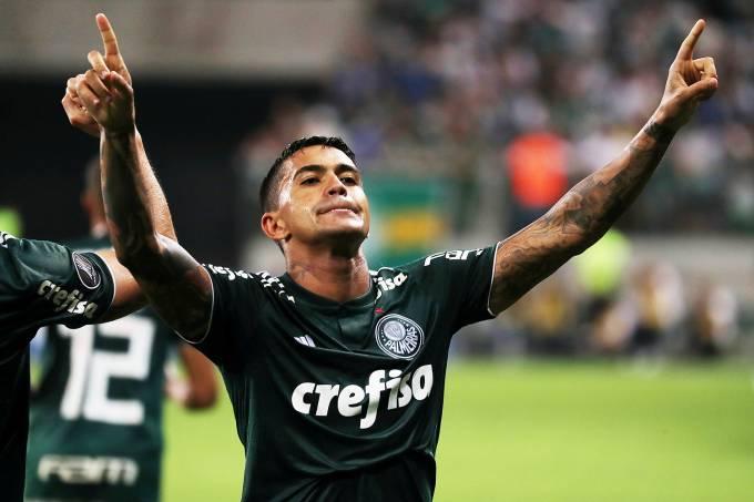 Copa Libertadores da América – Palmeiras x Colo-Colo – Dudu