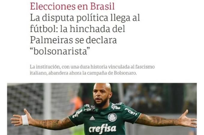 """O jornal argentino """"Clarin"""" publica matéria sobre eleições no Brasil"""