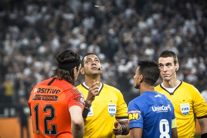 Copa do Brasil – Corinthians x Cruzeiro
