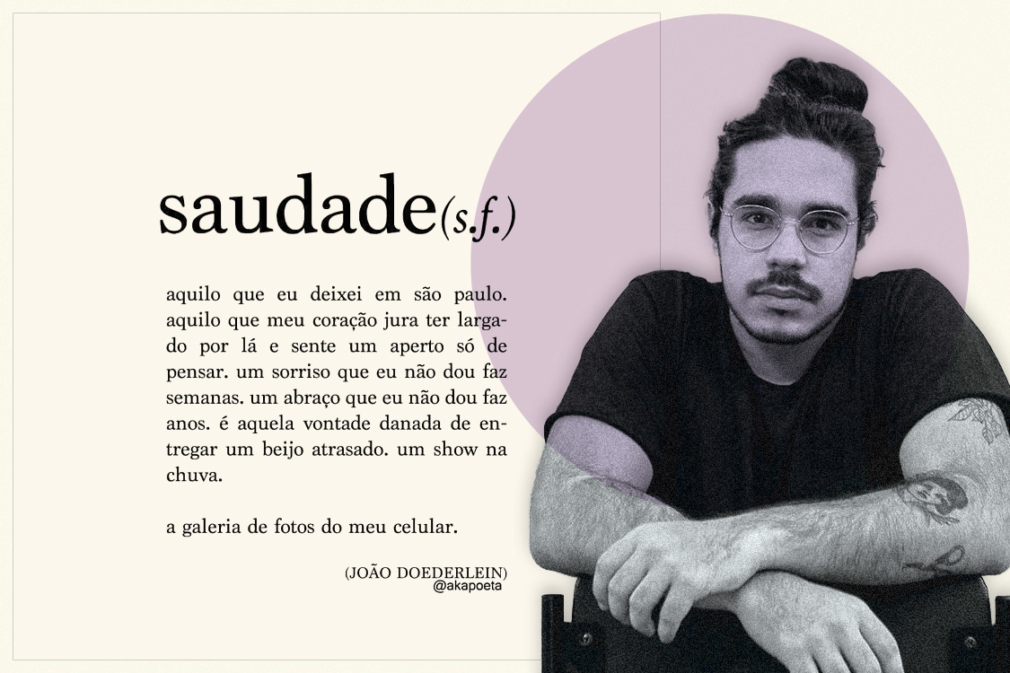 Instapoetas - João Doederlein