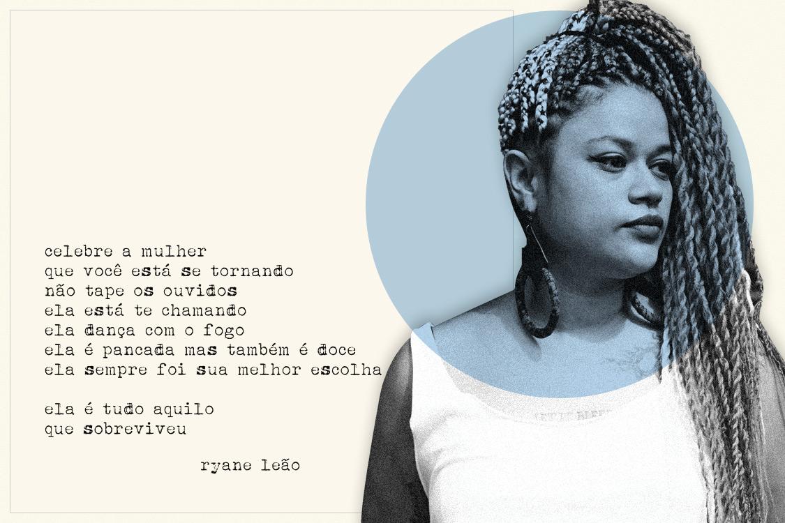 Instapoetas - Ryane Leão