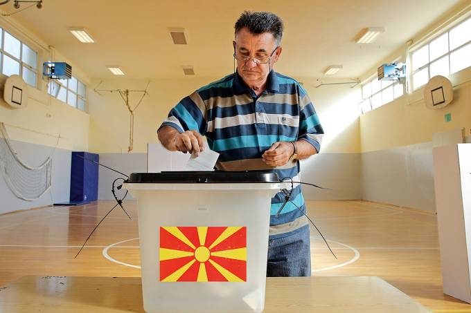 Referendo na Macedônia