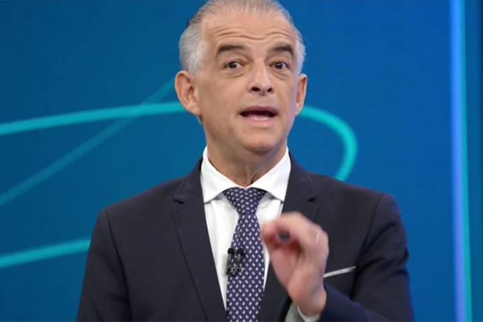 Debate Globo SP – Márcio França