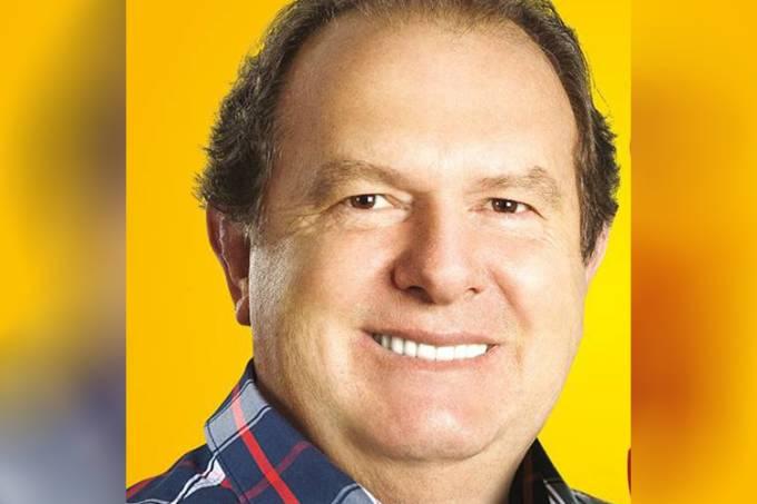 Mauro Carlesse é reeleito governador do Tocantins