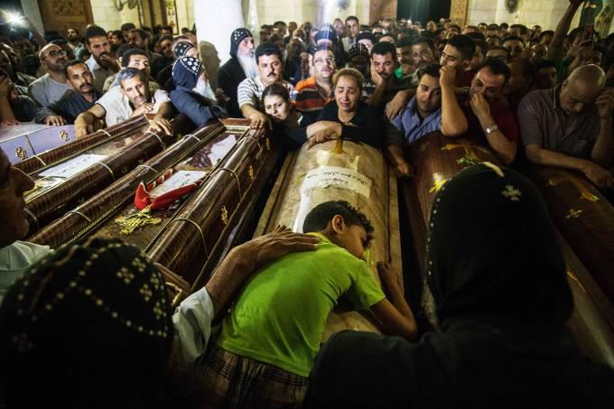 Perseguição cristã – Egito