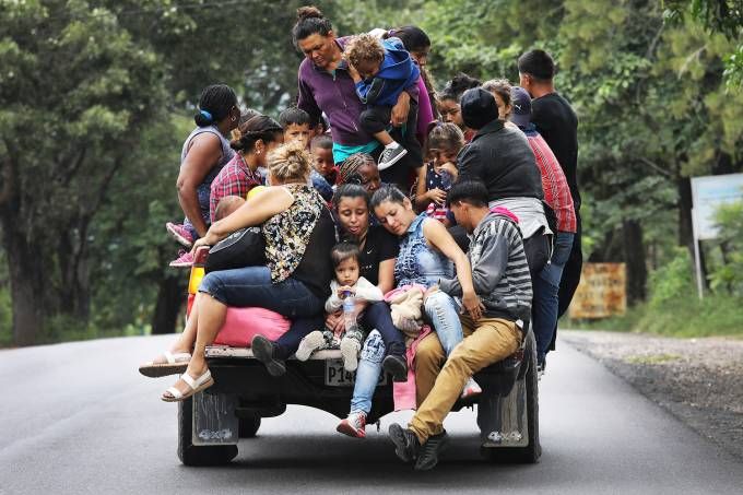 Caravana de Honduras