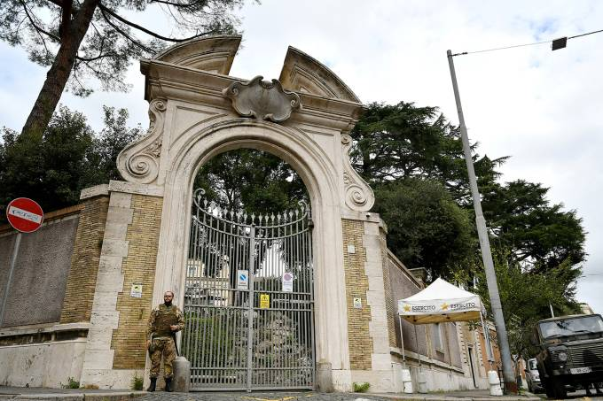 Nunciatura Apostólica de Roma