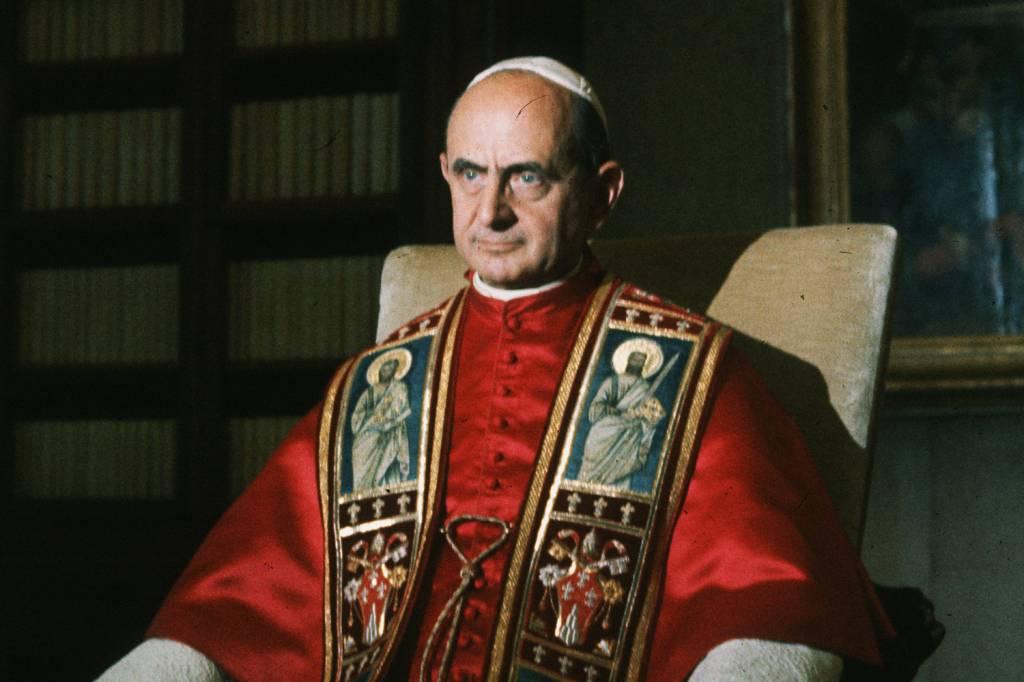Papa proclama Paulo VI novo santo da Igreja Católica   VEJA