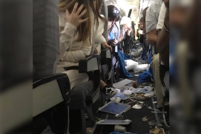 Turbulência em voo entre Miami e Buenos Aires deixa 15 feridos