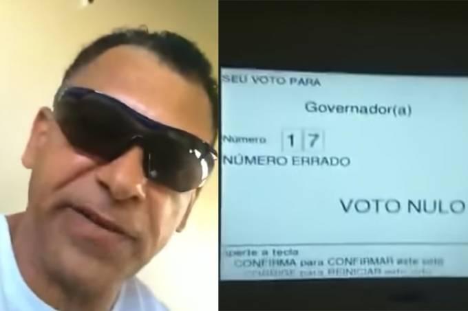 Eleitor denuncia suposta fraude em urna no Pará